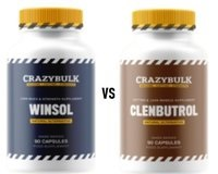 Clenbuterol compared to Winstrol